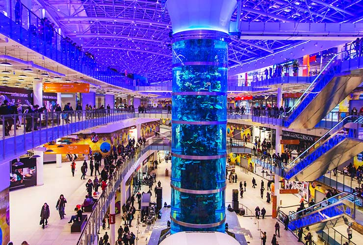 Shopping In Moscow Top  Malls And Markets Kremlin Tour
