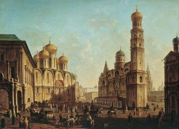 cathedral-square-moscow-1800s